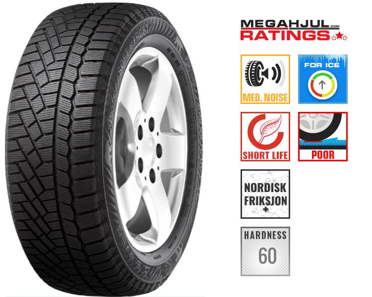 245/45R19 GISLAVED SOFTFROST 200 102T