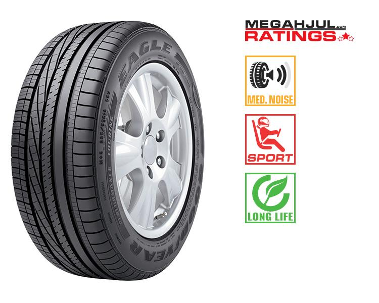 245/45R19 GOODYEAR EAGLE RS-A2 98V