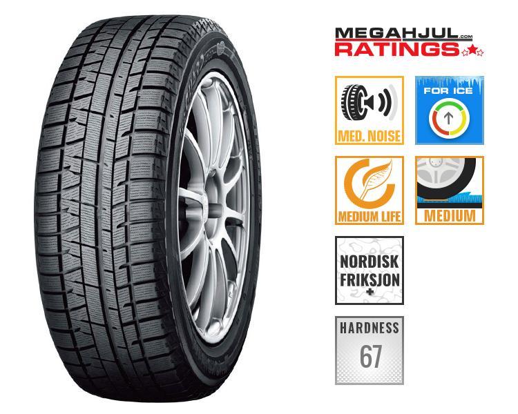 245/45R19 YOKOHAMA ICE GUARD IG50A 98Q