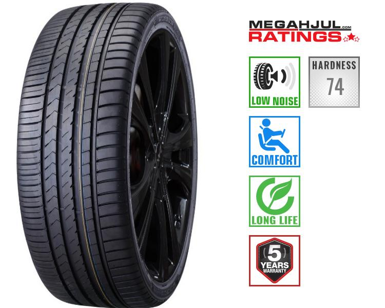 245/45R19 ROADCLAW RH660 102W -COMFORT. EXTRA LONG LIFE